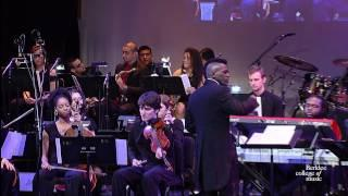 Berklee Performs Quincy Jones at the BPC